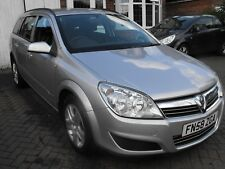 2008 VAUXHALL ASTRA 1.2 CDTI ESTATE PX CONSIDERED