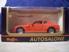 FERRARI 456 GT 1:43  MAISTO AUTOSDALONE  ( A11 )