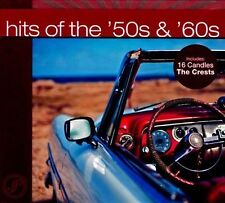 NEW- Hits of the '50s & '60s by Various Artists (CD, Feb-2011, NEW) -Ships Free