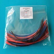 Calor Shrink Tubo 1 mm 4 Colores Calor Shrink Mangas Envoltura Tubo Kit-HSK 1