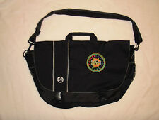 Crosby Stills and Nash Messenger Bag Owl Deluxe 100% Recycled CSN Shoulder Book