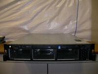 IBM X-Series X345 Dual 2.8GHz CPU Server 4GB 8670-61X SCSI RS-485 RAID 6i