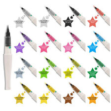 Zig Wink of Stella Glitter Marker Brush Pen 030 Blue