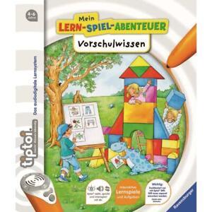 Tiptoi Libro para Niños Vorschulwissen Ravensburger 00663 Desde 4 Años