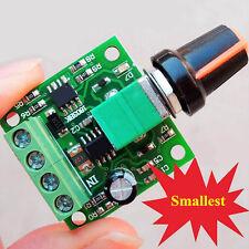 DC Regulador de velocidad del motor Interruptor del controlador 1.8/6/12V 3A PWM