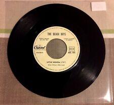 "THE BEACH BOYS / LITTLE HONDA - WAITING FOR THE DAY - 7"" (Italy 1967 juke box)"