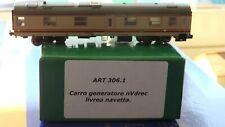 FRATIX  306.1 Carro generatore nVdrec livrea navetta Scala N 1/160