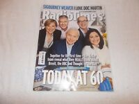 Radio Times Magazine 4th November 2017 The Today Programme 60 Years Old
