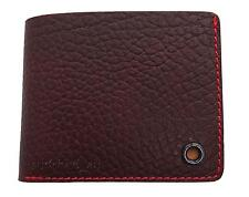 Quiksilver FUJI LEATHER WALLET Mens LEATHER Wallet New - Chocolate