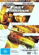 The Fast And The Furious-SUPERCHARGED EDITION-V/GOOD CONDITION FREE POST AUS