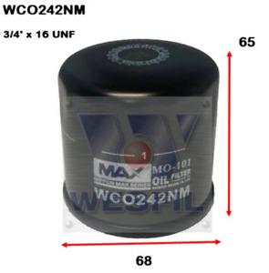 Wesfil Oil Filter - WCO242NM (Z1096)