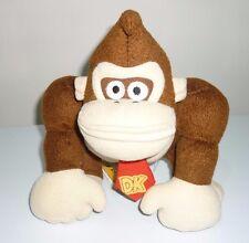 Donkey Kong Plush Toy Super Mario