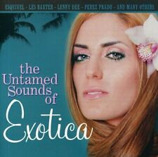 Yma Sumac - The Untamed Sounds Of Exotica - Yma Sumac CD 5OLN The Cheap Fast The