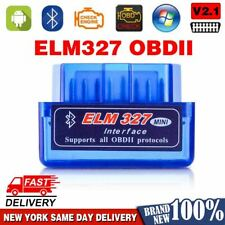 OBD2 Universal Car Engine Fault Code Reader 2019 New Bluetooth Scanner Tool