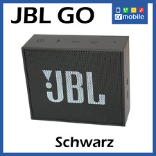 JBL Go Portabler Lautsprecher Schwarz Bluetooth