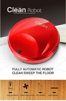 Wiederaufladbare intelligente Roboter-Staubsauger Reinigung Saug-Kehrmaschine