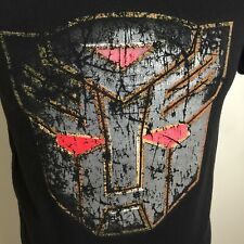 Men's Small T-Shirt Transformers Revenge Of The Fallen 2009 Edition Hasbro