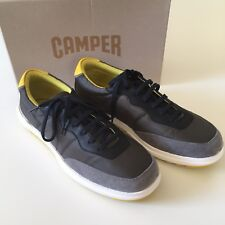Camper Men's Marges Sneakers Shoes Gray/Yellow K100050-025 US 13 EU 46