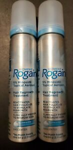 Women's Rogaine Hair Regrowth Treatment (4 month supply) ●EXP: both 10/20 ●