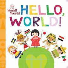 Disney It's A Small World: Hello, World!