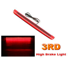 Car Red 30LED 12V Car High Mount Level Third 3RD Brake Stop Rear Tail Light