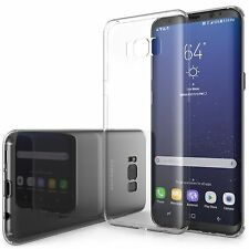 Samsung Galaxy S8 Plus Case, by Yousave Accessories [0.5mm] Ultra Thin Lightwe