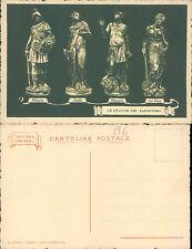 VENEZIA,LE STATUE DI SANSOVINO - F.P.-VENETO(VE) N.41942