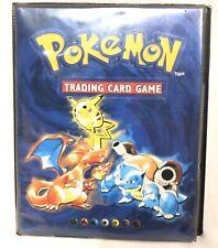Pokemon Trading Card Game Collector's Album Card Binder Booklet (Nintendo, 1999)