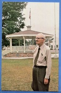 S.G. Thigpen Sr., One Of Pearl County's Leading Citizens, Picayune, Mississippi