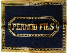 ANCIEN TAPIS DE BAR PERNOD FILS