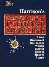 Harrison's Principles of Internal Medicine (Single Volume) (14th ed)