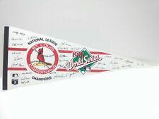 World Series Baseball Collectible Pennant 1987 Champions St. Louis Cardinals MLB