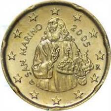 20 Cents St marin 2005 neuve de rouleau
