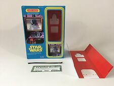 "Custom Vintage Star Wars Holiday Special 12"" Dark Vador Box + inserts"