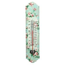 "Esschert Nostalgie  Wand Thermometer ""rose"", 30 cm  RD54"