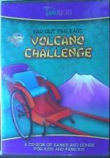 LifeWay's: Far-Out Far East Volcano Challenge Games & Songs for Kids Cd-Rom New