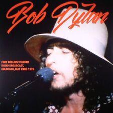 Bob DYLAN Fort Collins Stadium Radio Broadcast: Colorado May 23rd 1976 Vinyl