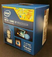NEW - Intel i7-4790K Processor - FAST SHIPPING - Authentic