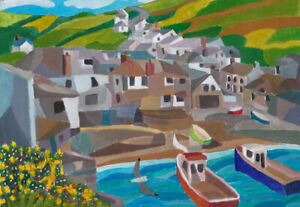 """Port Isaac""   Cornwall/Cornish art"
