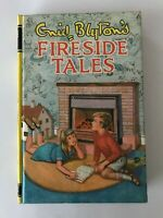 Enid Blyton Fireside Tales Book Collins Hardback