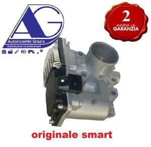 Corpo farfallato iniezione originale A1320700027  Smart Fortwo (451) 1.0