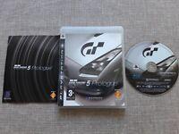 GRAN TURISMO PROLOGUE PS3 PLAYSTATION 3 PREOWNED