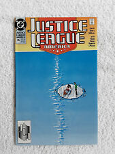 Justice League America #35 (DC, February 1990) VF