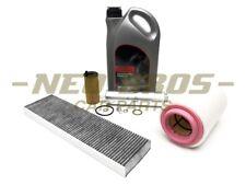 Mini R55 R56 R57 R58 R59 N47 Full Service Kit   Air Oil Cabin Filter Sparks Oil