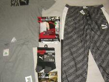 PUMA LOT ASSORTED CLOTHING L-XL