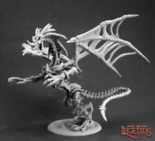 Reaper Miniatures: 03593 Akar Nakhal, Pharaoh Dragon - Metal Mini