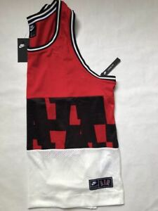 NIKE Air Tank Mesh XL New with Tags Basketball Gym Workout Spa Jersey Tee