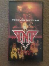 TNT: Forever Shine On - Japan Live VHS Official Nippon Phonogram JAPAN NoInserts