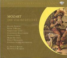Mozart - Die Zauberflöte / Siebert • LeBlanc • Genz • Hauptmann [3 CD Set]