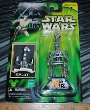 Star Wars Disney Star Tours 2002 droid G2-4T action figure sealed